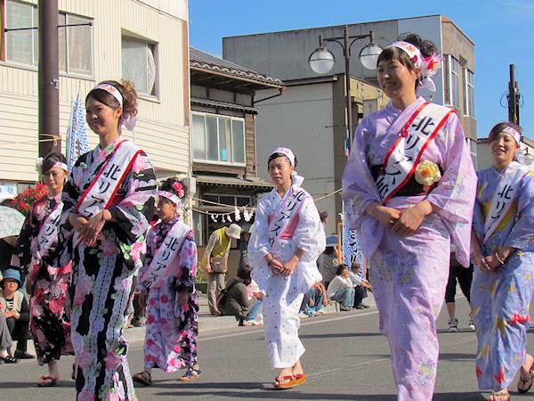 [速報]2013年久慈秋まつり〜お還り