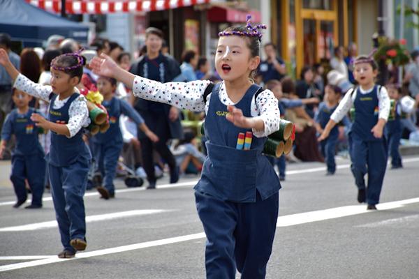 [速報]2014年久慈秋まつり〜中日