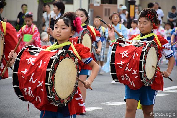 [速報]2017年久慈秋まつり〜中日