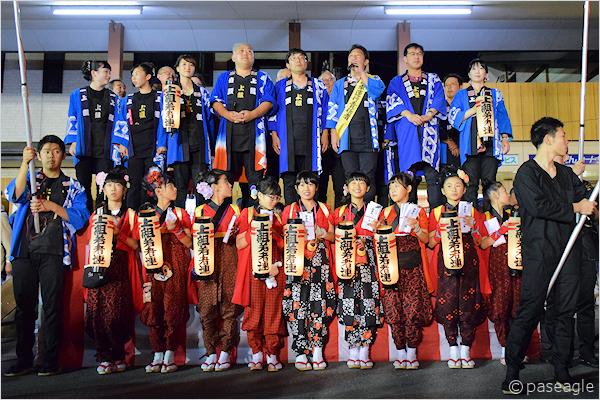 [速報]2018年久慈秋まつり~前夜祭