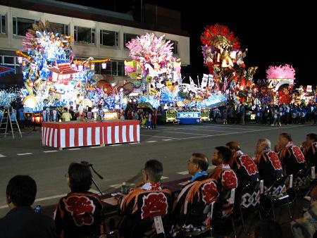 2007年久慈秋まつり〜豪華絢爛!前夜祭