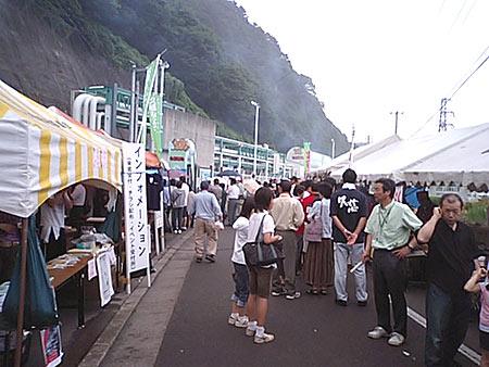 久慈みなと・夏まつり〜岩手県久慈市