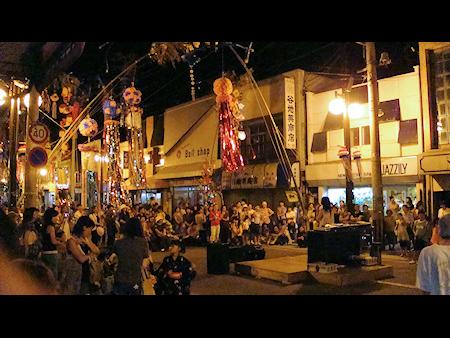 第17回ヤマセあきんど祭りは明日まで