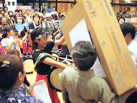 やませ大盆踊り大会2009