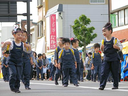 [速報]2009年久慈秋まつり〜中日