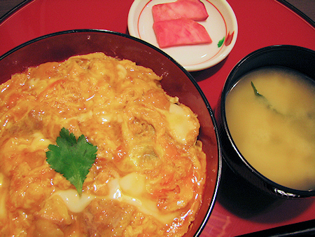 久慈で比内地鶏を食べる