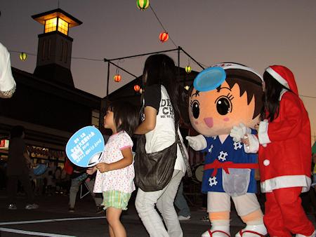 やませ大盆踊り大会2010