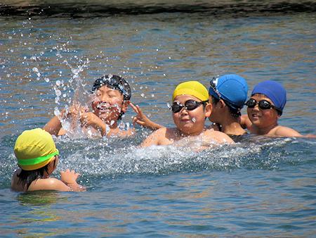 """久慈みなと""""福""""興祭〜侍浜海水プールオープン"""