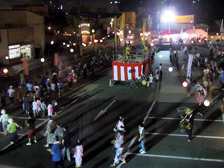 やませ大盆踊り大会 2011