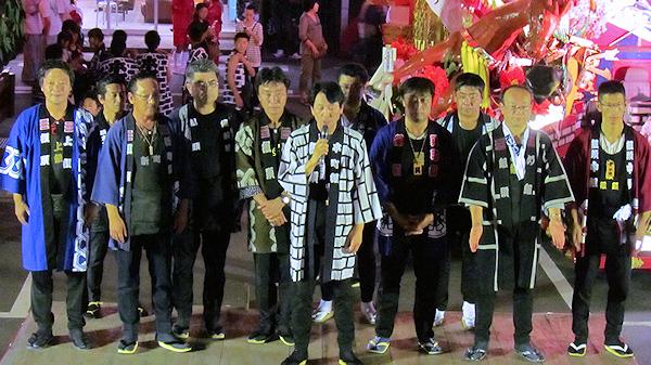 [速報]2011年久慈秋まつり〜前夜祭