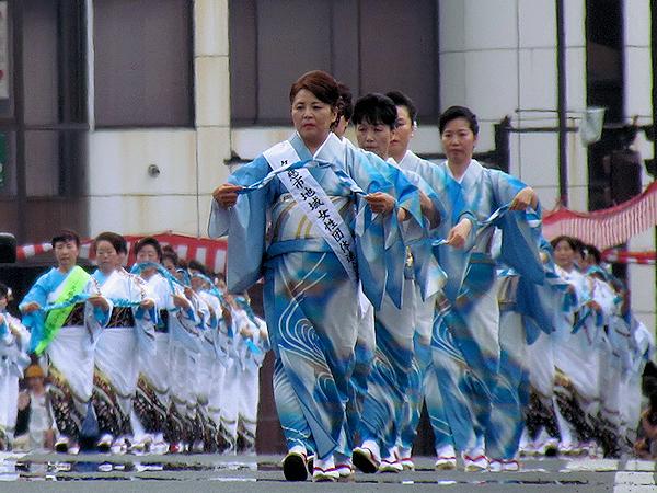 [速報]2013年久慈秋まつり〜中日