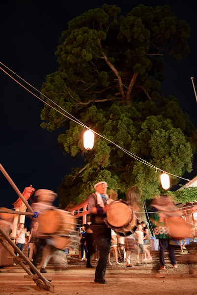 第35回新井田町民懸賞盆踊り大会