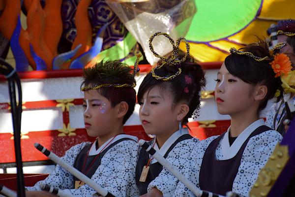 [速報]2014年久慈秋まつり〜お還り