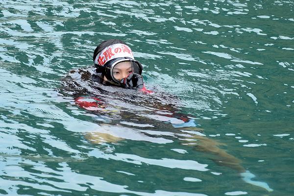 第26回北限の海女フェスティバル 2015