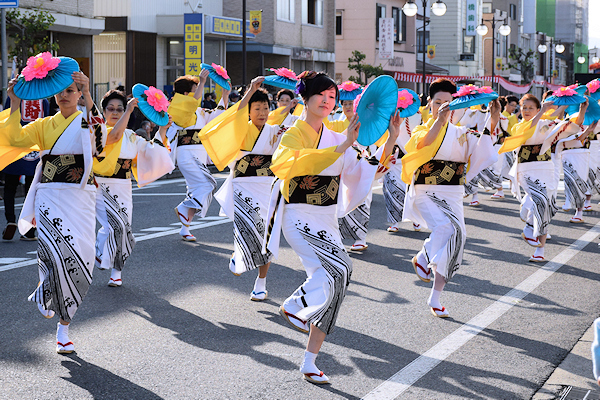 [速報]2015年久慈秋まつり〜中日