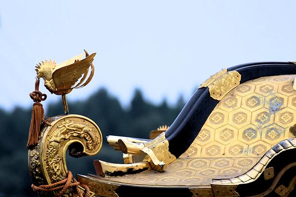 [速報]2015年久慈秋まつり〜お通り