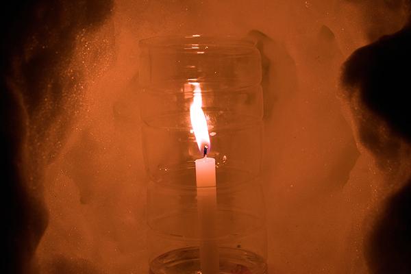 べっぴんの湯 節分まつり〜雪神楽点灯