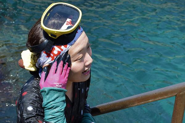 北限の海女フェスティバル2016