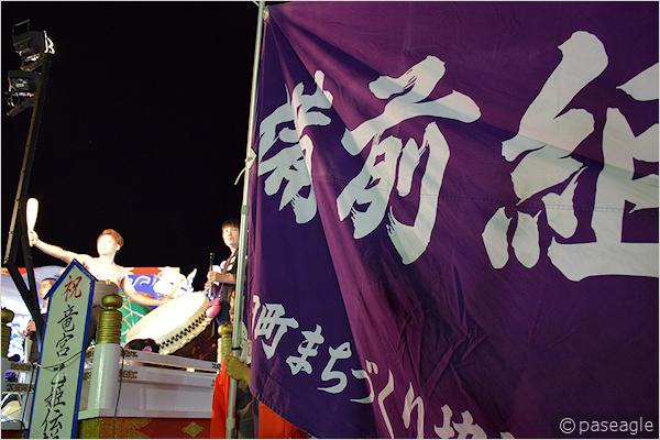 [速報]2018年久慈秋まつり〜前夜祭