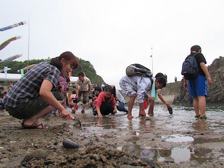 """久慈みなと""""福""""興祭〜舟渡海水浴場海開き"""